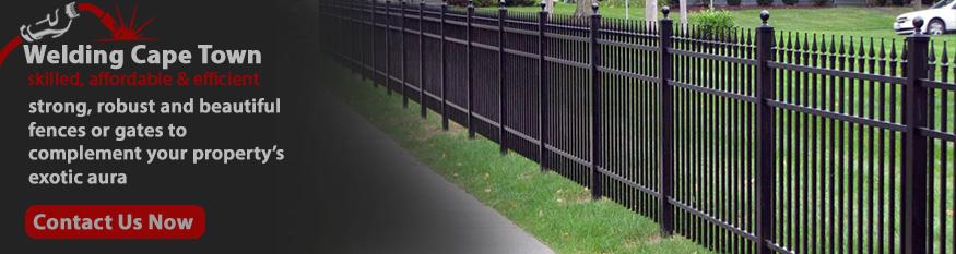 security gates cape town